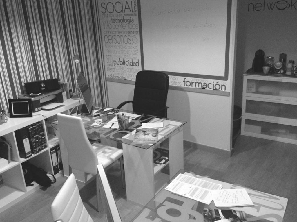 Conócenos en nuestra nueva oficina