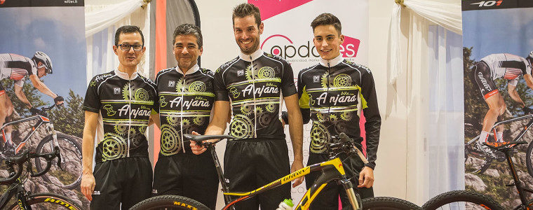 Proyecto Anjana Bike Team