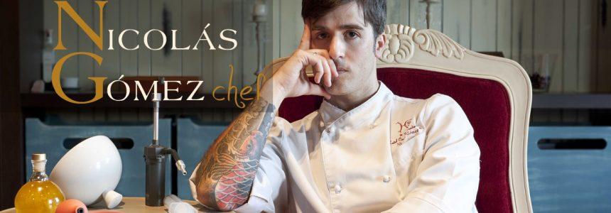 Patrocinio Nicolás Gómez Chef